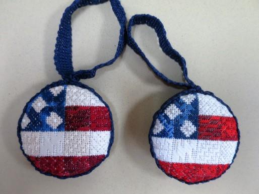 Ellen T's HISTF Ornaments